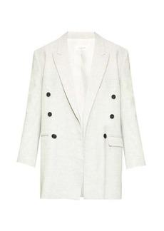 Isabel Marant Étoile Eagen oversized double-breasted blazer