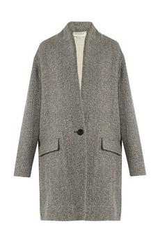 Isabel Marant Étoile Edilon herringbone coat