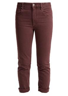 Isabel Marant Étoile Fliff mid-rise slim-fit cropped jeans