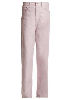 Isabel Marant Étoile Forby straight-leg jeans