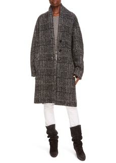 Isabel Marant Étoile Gabriel Plaid Coat