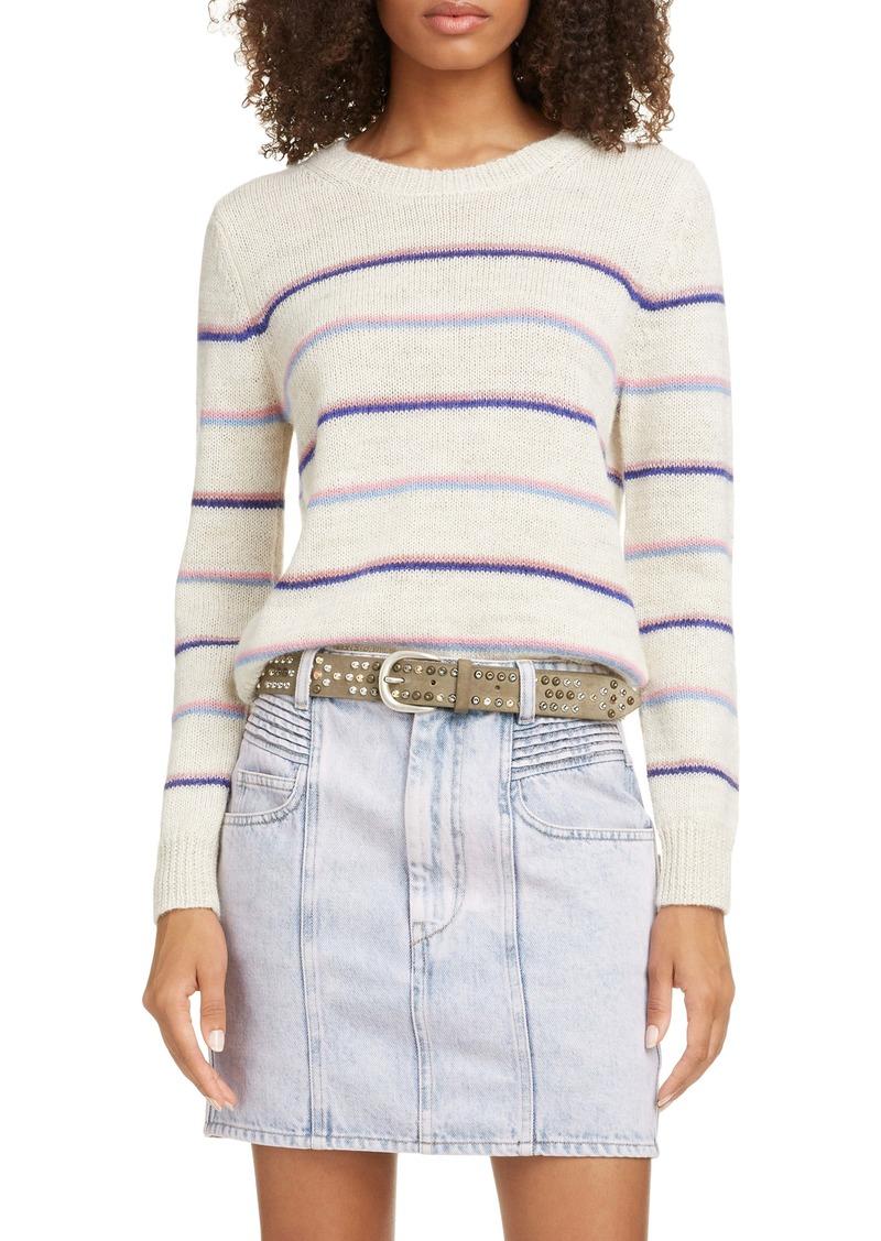 Isabel Marant Étoile Gian Stripe Sweater