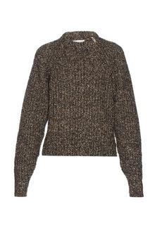 Isabel Marant Étoile Happy ribbed-knit sweater