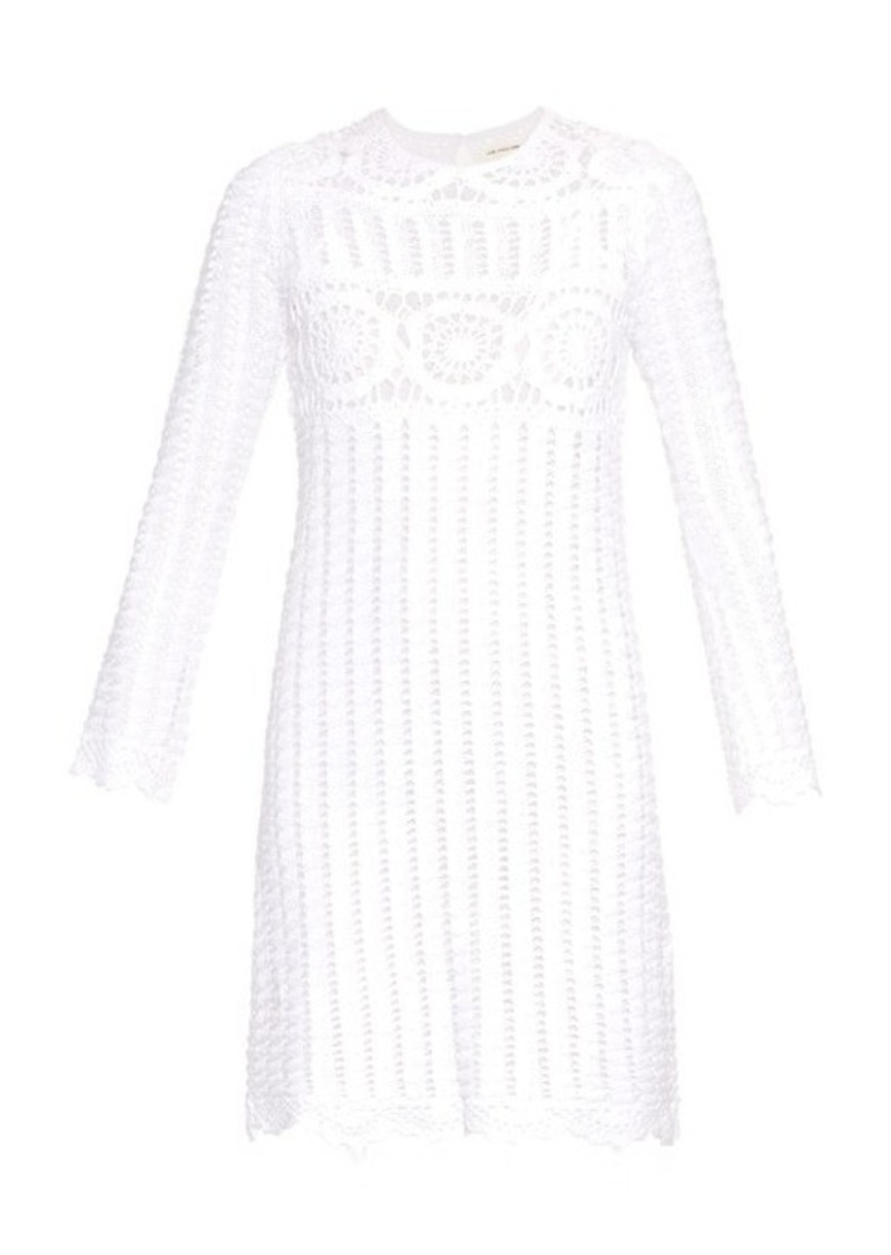 Isabel Marant Étoile Hariett crochet dress