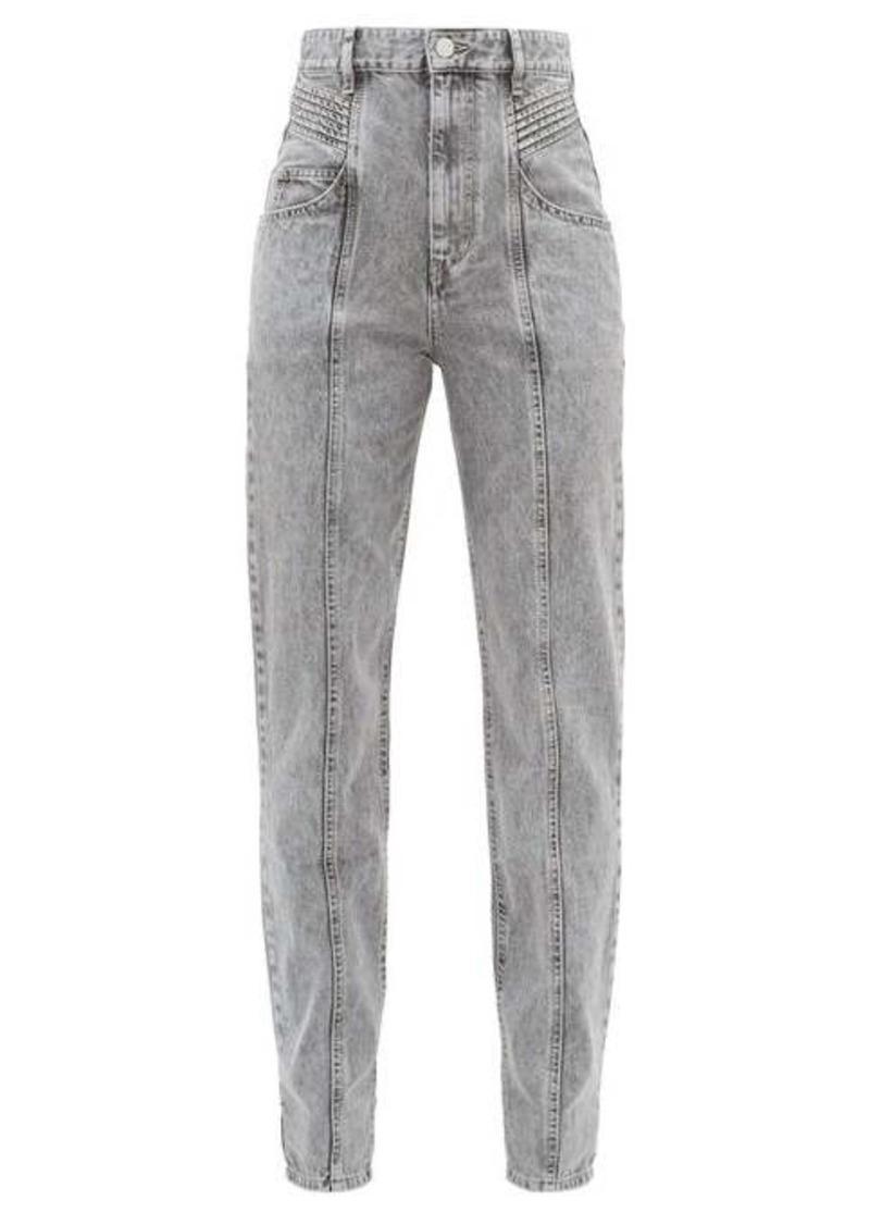 Isabel Marant Étoile Henoya boyfriend jeans