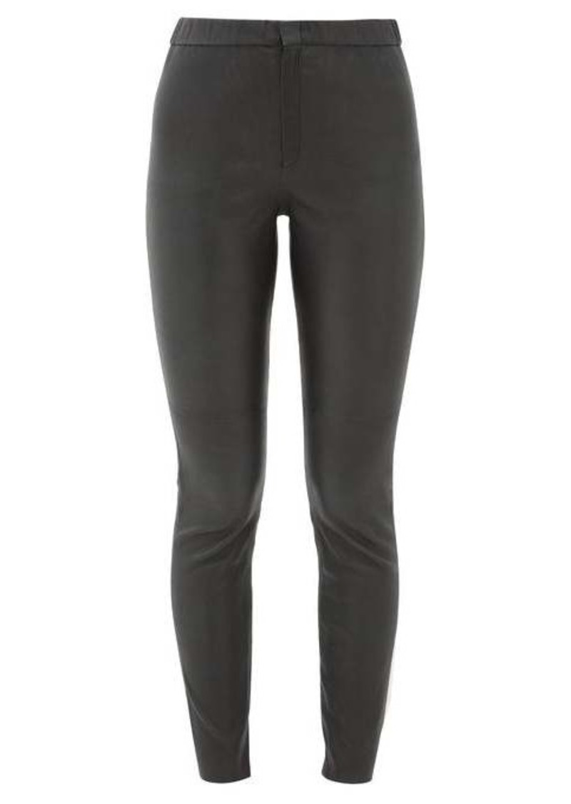 Isabel Marant Étoile Iany leather leggings