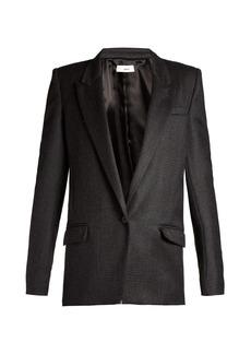 Isabel Marant Étoile Igora Prince of Wales-checked blazer