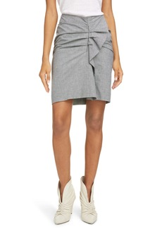 Isabel Marant Étoile Ines Ruffle Skirt