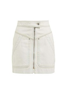 Isabel Marant Étoile Ioline denim mini skirt