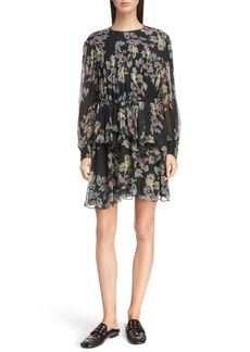 Isabel Marant Étoile Java Floral Print Dress