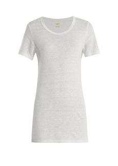 Isabel Marant Étoile Kilian linen T-shirt