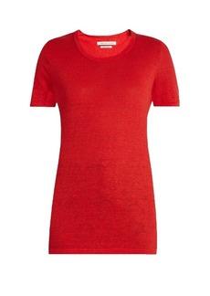 Isabel Marant Étoile Kiliann slub-linen T-shirt