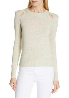 d166cd69dfa Isabel Marant Isabel Marant Étoile Happy ribbed-knit sweater   Sweaters