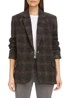 Isabel Marant Étoile Korix Wool Blend Jacket