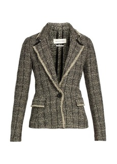 Isabel Marant Étoile Lacy tweed jacket