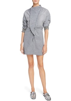 Isabel Marant Étoile Lindsey Chambray Dress
