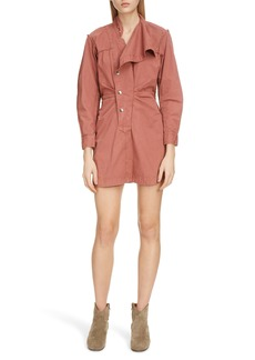 Isabel Marant Étoile Linore Cotton Minidress
