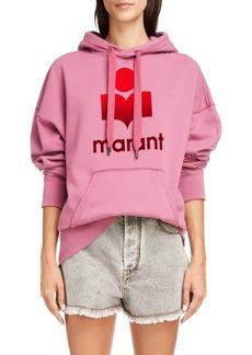 Isabel Marant Étoile Mansel Cotton Blend Hoodie