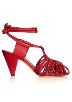 Isabel Marant Étoile Milly leather cage sandals