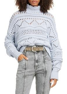 Isabel Marant Étoile Naka Turtleneck Sweater