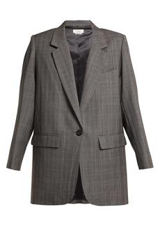 Isabel Marant Étoile Nerix single breasted wool blazer