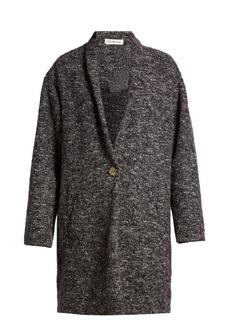 Isabel Marant Étoile Osbert single-breasted bouclé coat