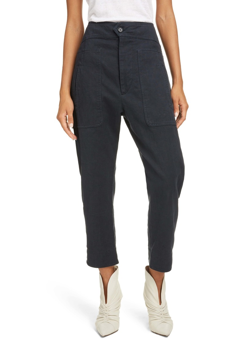 Isabel Marant Étoile Raluni Tapered Pants