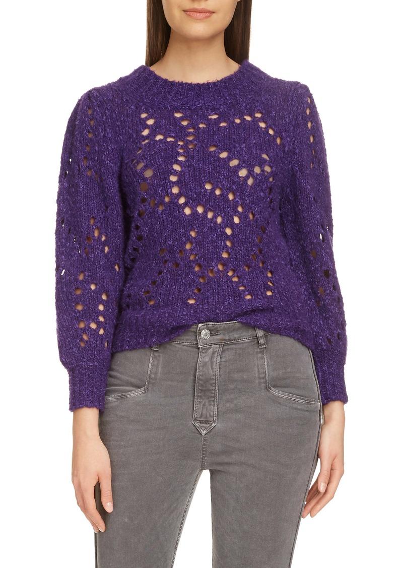 Isabel Marant Étoile Sineady Pointelle Sweater