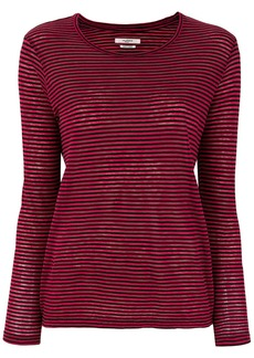 Isabel Marant striped long sleeve T-shirt