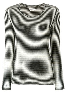 Isabel Marant long sleeved striped top