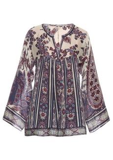 Isabel Marant Étoile Tucson paisley-print blouse