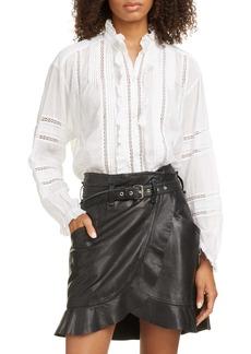 Isabel Marant Étoile Valda Cotton Shirt