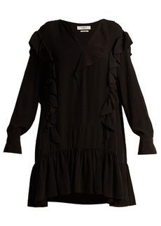 Isabel Marant Étoile Wedy ruffle-trimmed crepe dress