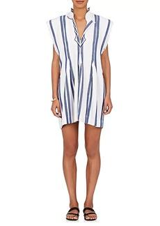 Isabel Marant Étoile Women's Denize Striped Cotton Sleeveless Dress