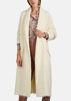 Isabel Marant Étoile Women's Faby Bouclé Oversized Coat