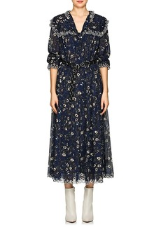 Isabel Marant Étoile Women's Floral Cotton Maxi Dress