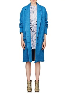 Isabel Marant Étoile Women's Gimi Wool-Blend Cocoon Coat