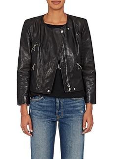Isabel Marant Étoile Women's Grinly Lambskin Jacket