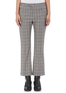 Isabel Marant Étoile Women's Nerys Plaid Crop Pants
