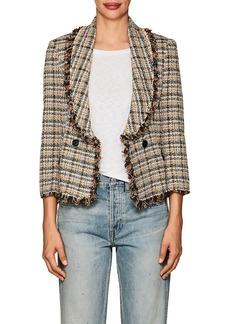 Isabel Marant Étoile Women's Nicole Cotton-Blend Tweed Jacket