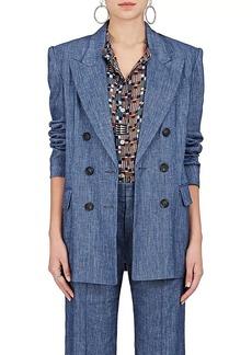 Isabel Marant Étoile Women's Orka Linen-Blend Jacket
