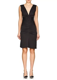 Isabel Marant Étoile Women's Rodwell Knotted Jersey Dress