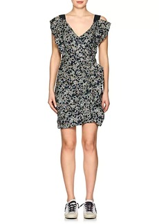 Isabel Marant Étoile Women's Topaz Linen Minidress