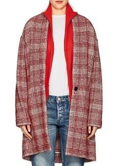 Isabel Marant Étoile Women's Tweed Cocoon Coat