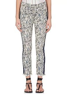Isabel Marant Étoile Women's Ugo Floral Jeans