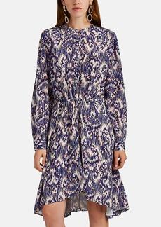 Isabel Marant Étoile Women's Yandra Crêpe De Chine Dress