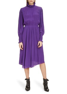 Isabel Marant Étoile Yescott Asymmetrical Hem Dress
