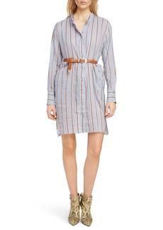 Isabel Marant Étoile Yucca Stripe Shirtdress