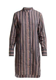Isabel Marant Étoile Yucca striped shirtdress