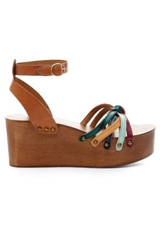 Isabel Marant Étoile Zia leather wedges